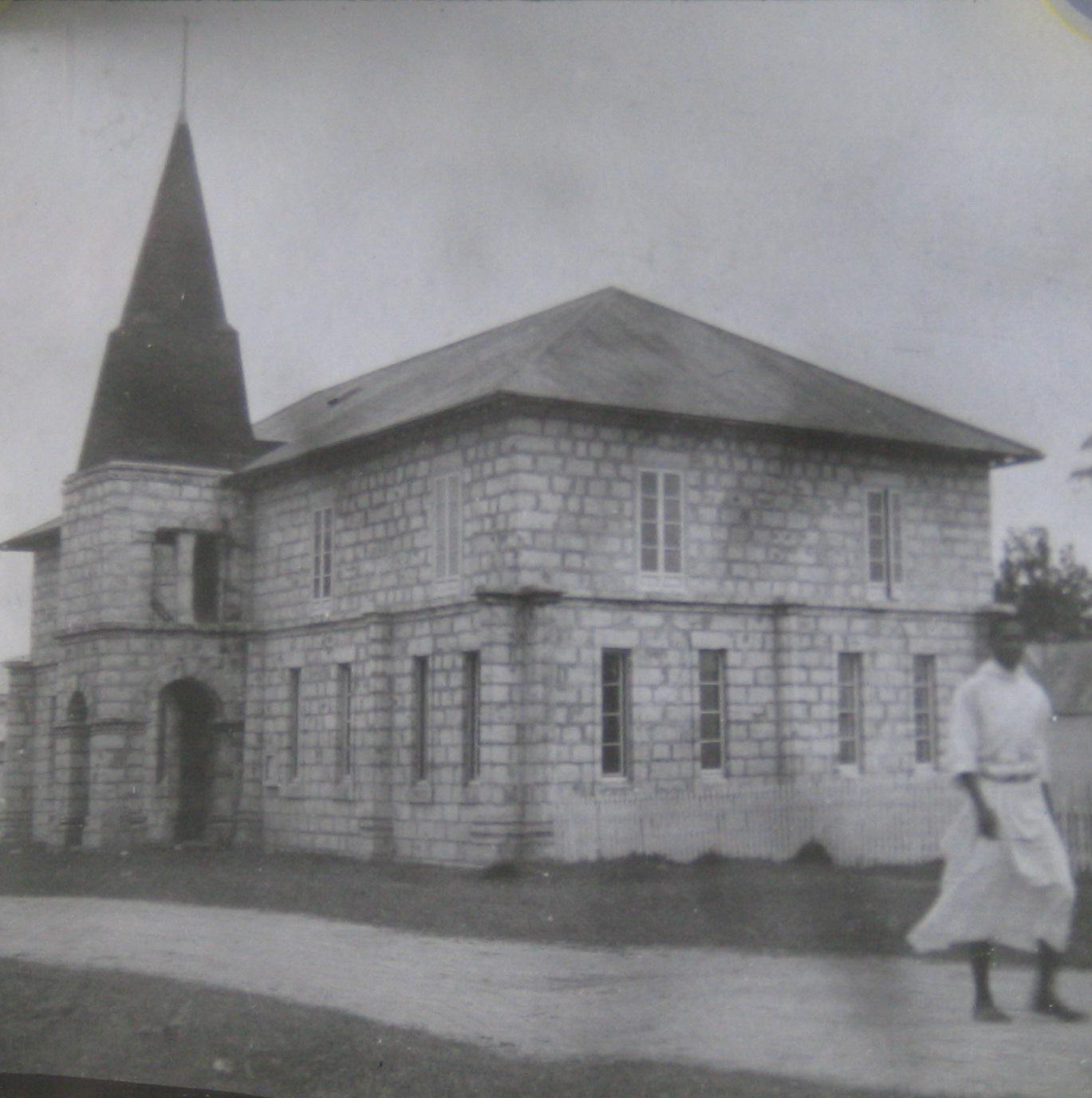TONGAS PRIME MINISTER OFFICE 1915